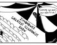 politieke-cartoon-mugabe-zimbabwe